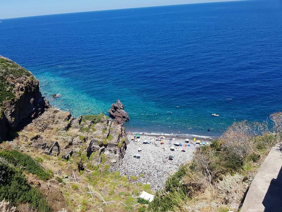 Spiaggia dello Scario Salina