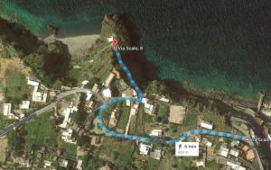 Distanza dalla Spiaggia dello Scario